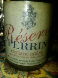 Perrin Reserve