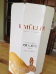 R Muller Riesling Landwein Rhein, Germany