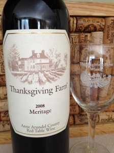 Thanksgiving Farm 2008 Merutage
