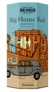 Big House Red 3L Box
