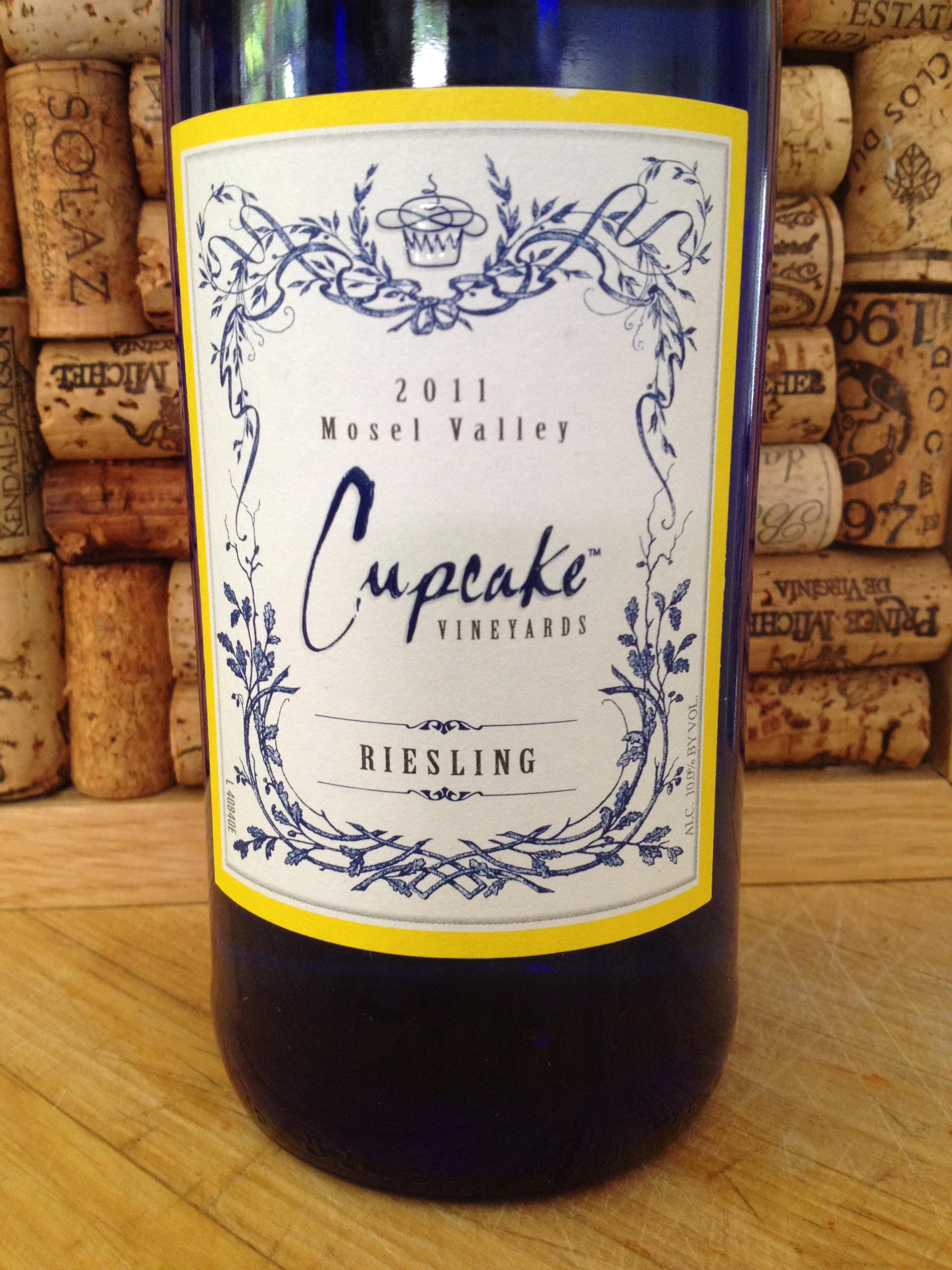 2011 Mosel Valley Riesling Cupcake Vineyards Wine Everyday