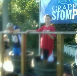 Grape Stomp Champions