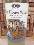 2011 Big House White Wine