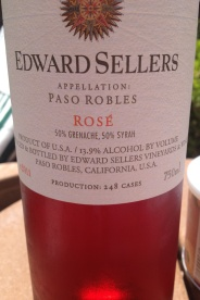 Edward Sellers Rose - Paso Robles