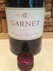 Garnet 2010 Carneros Pinot Noir