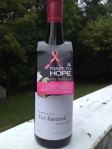 Fat bastard 2012 Pinot Noir